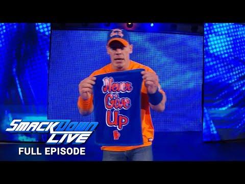 WWE SmackDown LIVE Full Episode, 1 August 2017
