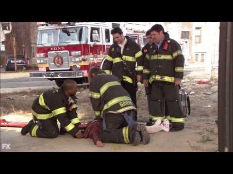 Rescue Me - Sanctuary (S6E06) - Drunk Driver (Sisters) Clip