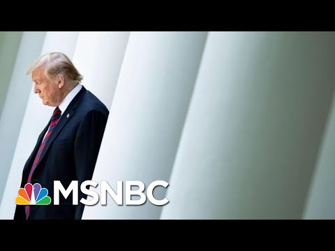 President Donald Trump Releases Annual Financial Disclosure Report | Velshi & Ruhle | MSNBC