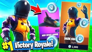 NEW SKIN *LEGENDARIA* AND SUPER COHETE! THE BEST SKIN OF FORTNITE Battle Royale