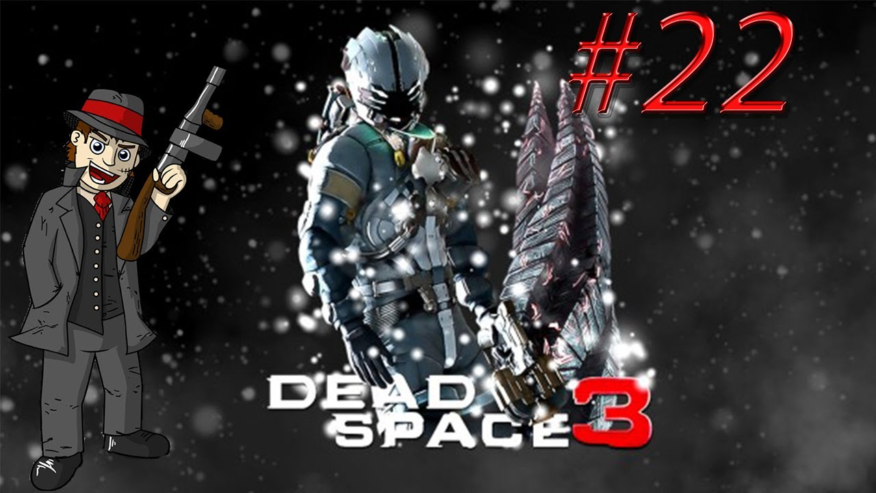 Dead Space 3 Let's Play/Walkthrough Ep 22- Getting Lost And Spider Hentai  Monster The Second Coming