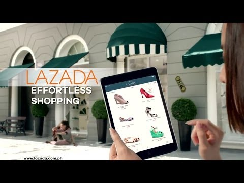 Shopping For Shoes - Lazada TVC