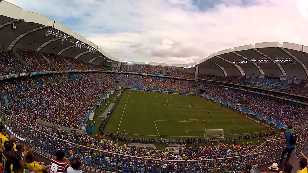 It 225 Lia Vs Uruguai Copa 2014 Arena Das Dunas Natal Rn