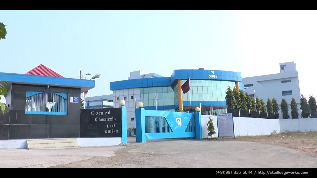 Comed Chemicals Ltd Corporate Video Profile By Studio Eyeworks, Ahmedabad  (1080p)