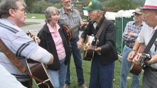 Are You Missing Me & Paradise - Townsend Bluegrass Jam 9-23-11.wmv