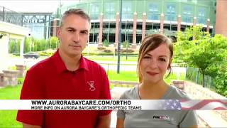 Comprehensive Sports Medicine | Fox 11 Fieldhouse | Aurora BayCare Orhtopedics