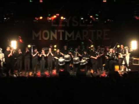Zebramix - Live @ Paris 2008 - part 1