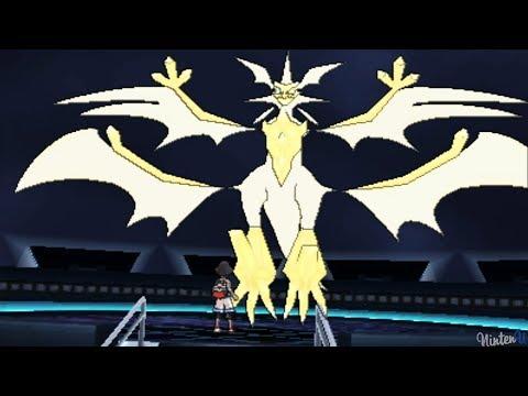 Pokemon Ultra Sun and Moon - NECROZMA FINAL FIGHT