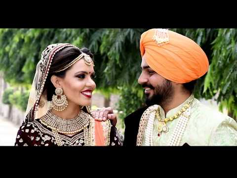 Jagdeep Singh & Sandeep Kaur Wedding |Punjabi Wedding| HD |   Punjab(Region)