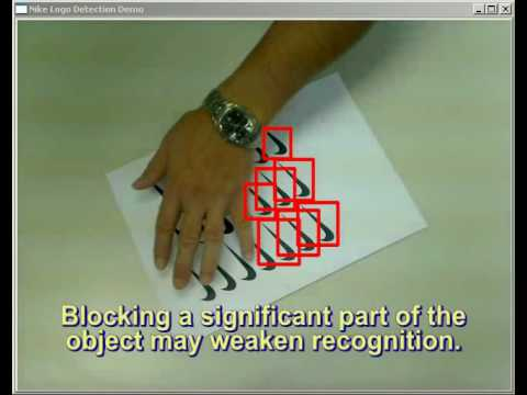 Computer Vision Software » Object detection