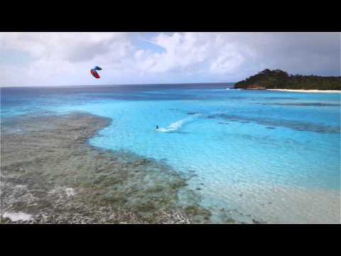 Why I love kitesurfing