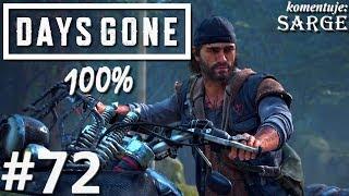 Zagrajmy w Days Gone PL (100%) odc. 72 - Prawie jak czołg