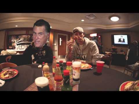 "Machine Gun Kelly ""Kellyvision II: Christmas"" Vlog"