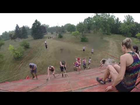 Warrior Dash 2016 Mt. Morris, MI