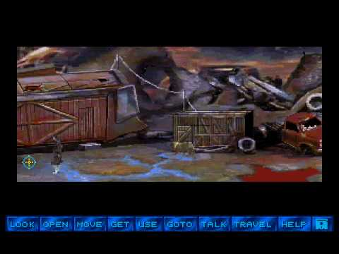 Let's Play Tex Murphy 2 : Martian Memorandum Part 1.6  