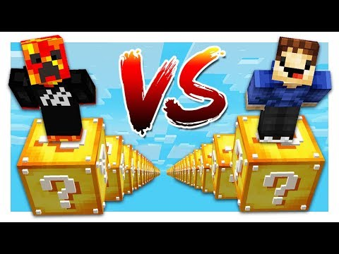 PRESTONPLAYZ vs MRWOOFLESS! (1v1 Minecraft Parkour Race)