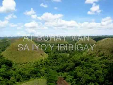 Pilipinas Kong Mahal (with lyrics)