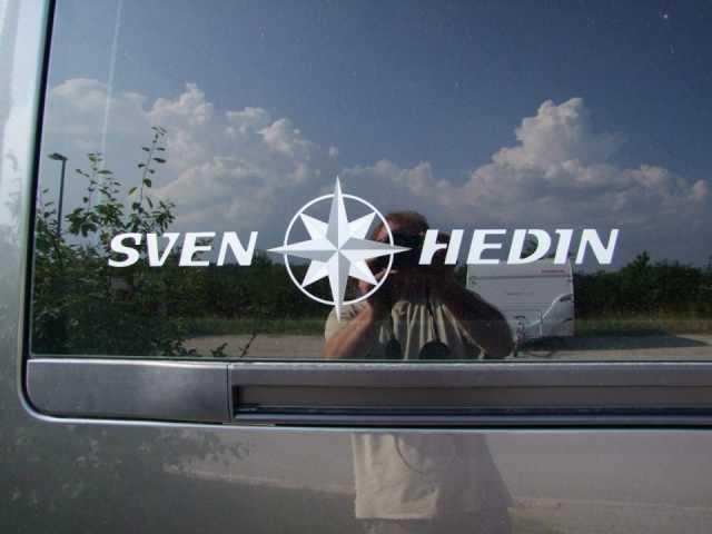 Wohnmobil Westfalia Sven Hedin auf Mercedes Sprinter