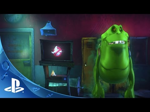 Ghostbusters - Announce Trailer | PS4