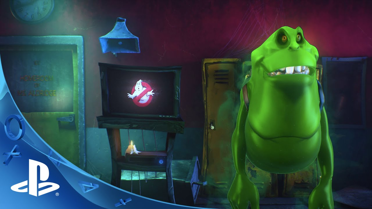 Ghostbusters Announce Trailer Ps4 Youtube