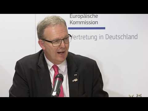 Artikel 13: Voss, Reda, Trüpel, Wölken - Pressekonferenz in Berlin, 21.3.2019 - Teil 2