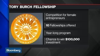 Tory Burch: We Will Award 10 Entrepreneurs $10,000