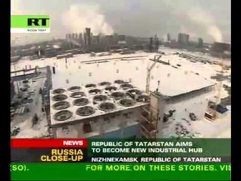 Tatarstan rejoices in Black Gold wealth