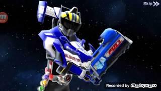 Kamen Rider Storm Heroes(KRSH)-Drive Type Formula