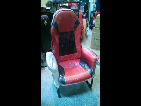 ที่นั่งเทวดา รุ่น SP-FX สวยงามคุ้มราคาสุด เคฟล่า 1900 บาท