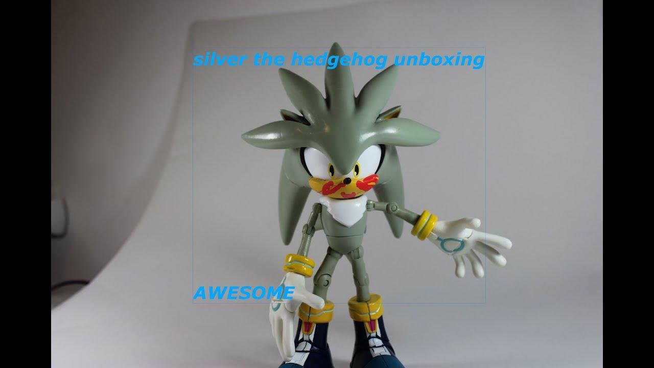 giant silver the hedgehog super poser youtube