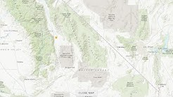 5.8 magnitude earthquake shakes Central California | ABC7
