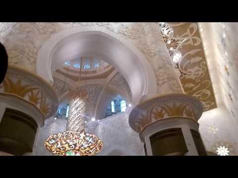 Sheikh Zahed Grand Masjid, Abudhabi, United Arab Emirates