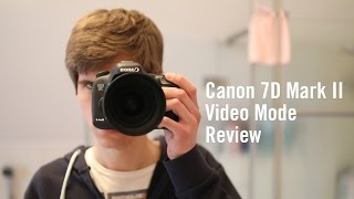Canon 7D Mark II Video Mode Review(This Review gives you all important information about the video mode of the Canon 7D Mark2., 2016-03-11T06:11:04.000Z)
