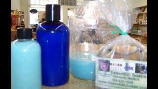How to make homemade Liquid soap with recipe