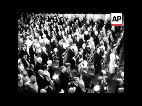 Royal Visit to Ulster - 1953
