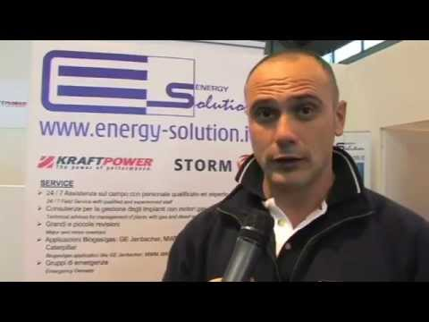 MADE IN ITALY @ KEY ENERGY 2012 - Alessandro Perucca - Energy Solution