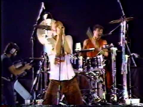 Midnight Oil in concert @ Le Spectrum, Montréal