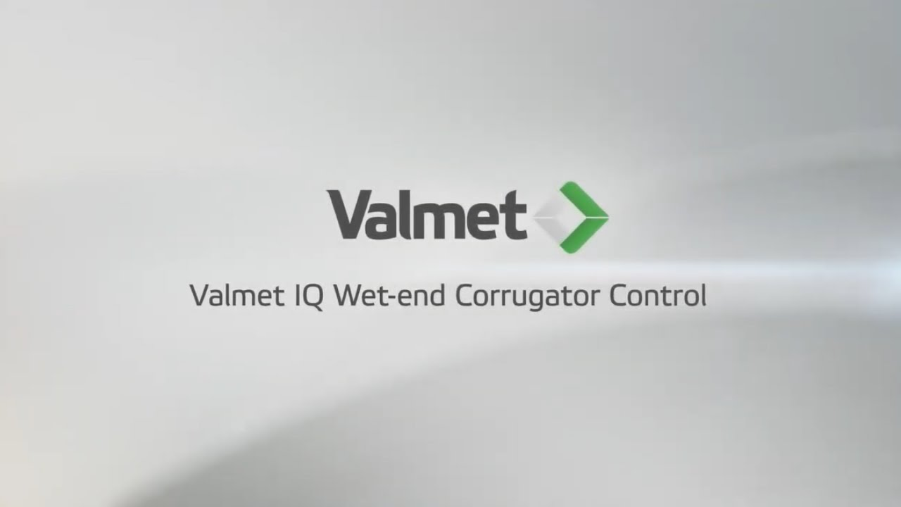 Eliminate warp with Valmet IQ for corrugators
