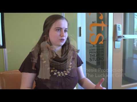 Music Theater at Princeton: Sonya Hayden - Writing
