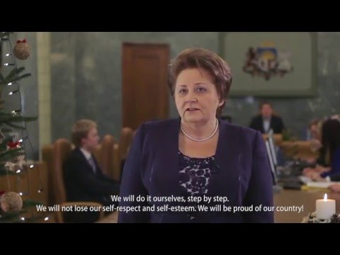 Prime Minister's of the Republic of Latvia Ms. Lai