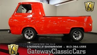 1964 Ford E100 Pickup Truck - Louisville - 941