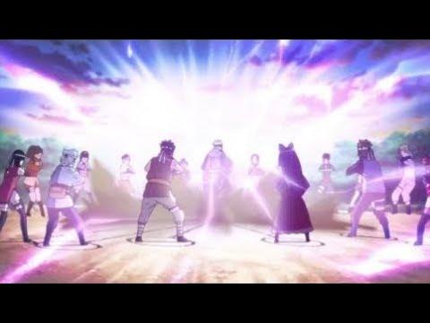 All Academy Student Passed The Exam, Kakashi Vs Students , Boruto Episode 37