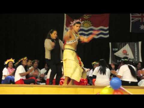 Kiribati's 34th Independence Celebration video