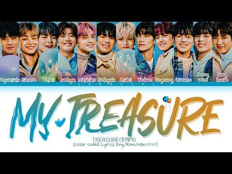 TREASURE 'MY TREASURE'