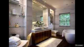 Влагозащищенные светильники для ванной комнаты: 50 правил выбора