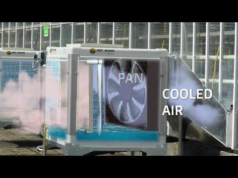 EVAPORATIVE COOLING IN THE INDUSTRY