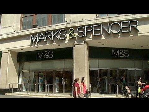 Marks & Spencer underlying profit falls again - economy