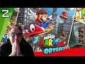 ¡Menuda Maravilla! - Parte 1 Super Mario Odyssey - Español