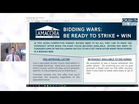 Win That Bidding War LIVE Training