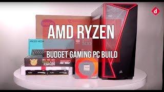AMD Ryzen Budget Gaming PC Build (Under Rs.50,000) (2017) | Digit.in